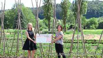 Rottenburg - 36 000 Euro gehen an viele wichtige Projekte im Kreis - Schwarzwälder Bote