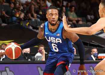 Lillard Leads The Way But Team USA Falls Again In Exhibition Play