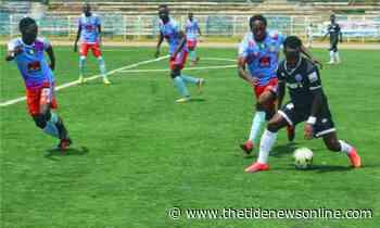 NPFL: Victory Over Warri Wolves Tough – Eguma – :::…The Tide News Online:::… - The Tide