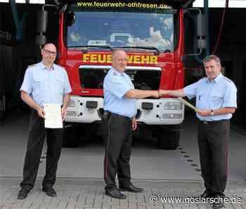 Jugendfeuerwehrwarte sind im Amt - Liebenburg - Goslarsche Zeitung