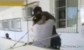 Tentativa de furar fila em posto de saúde no Taquari termina em briga - ac24horas.com