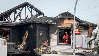 Chestermere house fire that killed 7 people deemed not suspicious - CBC.ca