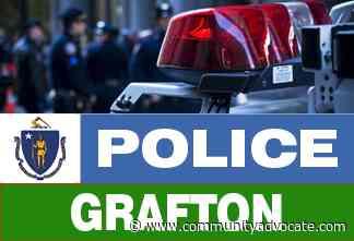 Grafton police log, July 16 edition - Community Advocate