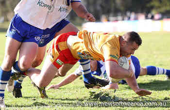 Coffs Harbour Comets too strong for Grafton Ghosts in 44-4 victory - News Of The Area