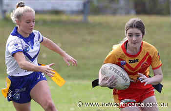 Coffs Harbour Comets continue trailblazing season with 20-0 win over Grafton Ghosts - News Of The Area