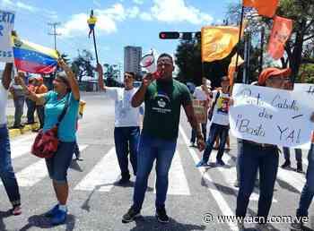 Voluntad Popular Puerto Cabello rechaza detención de Freddy Guevara - ACN ( Agencia Carabobeña de Noticias)