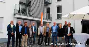 Vorzeigeobjekt in Reiskirchen nachträglich eingeweiht - Gießener Anzeiger