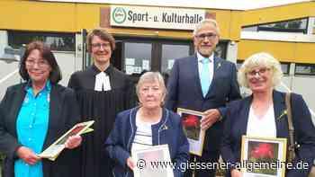 Jubiläumskonfirmationen in Saasen - Gießener Allgemeine