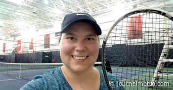 Reconnaissance pour le tennis de Natalia Lanucha - Journal Métro