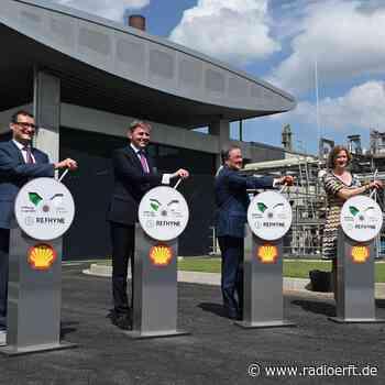 Wesseling/Köln: Industrie setzt auf grünen Wasserstoff - radioerft.de