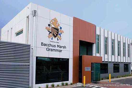 Teacher COVID-19 case forces Bacchus Marsh Grammar to close   Melton & Moorabool - Star Weekly