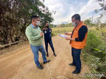 Cocal do Sul recebe visita da Defesa Civil para vistoria de duas pontes - OCP News