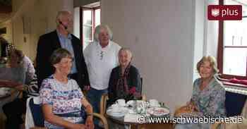 Gerd Steinwand beim Frauenfrühstück Ehingen - Schwäbische