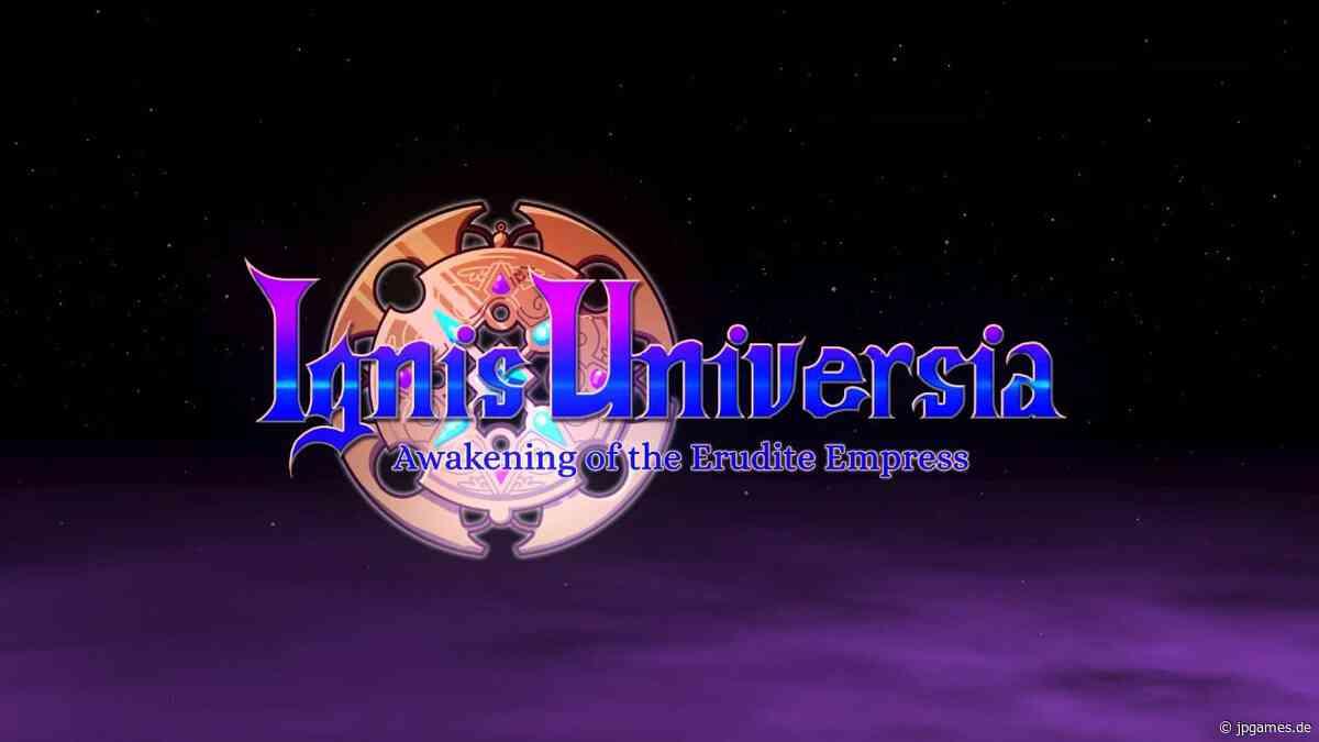 Random Potion schickt Ignis Universia bei Kickstarter ins Rennen • JPGAMES.DE - jpgames.de