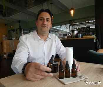 Yvelines. A Houilles, Julien crée des huiles et cosmétiques bio à base de chanvre - actu.fr