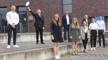 Jade Hochschule Elsfleth: Abschlussfeier: Wenn das Typhon dreimal ertönt - Nordwest-Zeitung