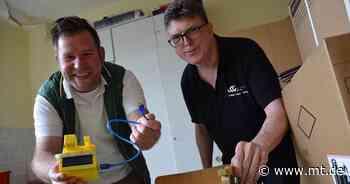 ZDI-Zentrum macht Technik-Berufe schmackhaft: Tüfteln auf dem Lande - Mindener Tageblatt