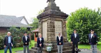 Kriegerdenkmal wird 100 Jahre alt - Mindener Tageblatt