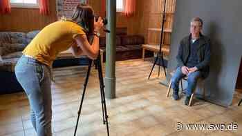 Für einen Gaildorf-Loop werden Gesichter gesammelt: Das Jugendreferat bittet die Gaildorfer vor die Kamera - SWP
