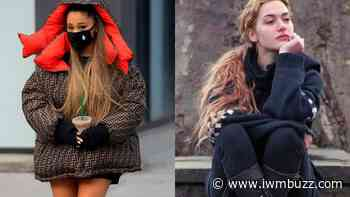 Ariana Grande Vs Kate Winslet: Who Looks Super Sexy In High Boots? - IWMBuzz