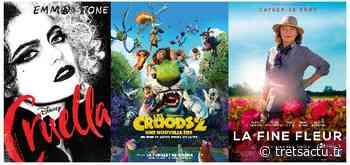 Trets : Au programme du cinéma de Trets en Juillet 2021 [MAJ 13/7] - Trets au coeur de la Provence