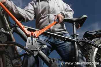 18-jarige verdachte verhoord na fietsdiefstallen in Zomergem