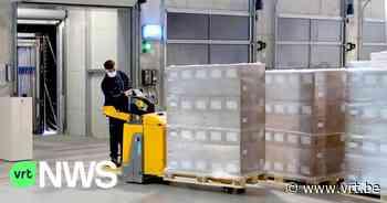 Logistiek bedrijf Kuehne+Nagel zoekt 135 medewerkers voor site in Tessenderlo via een wedstrijd - VRT NWS