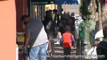 Preocupa bajo porcentaje de vacunados entre latinos del condado San Mateo - Telemundo Area de la Bahia