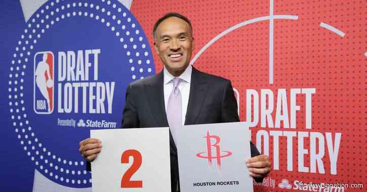 The Houston Rockets hold the keys to the 2021 NBA Draft - SB Nation