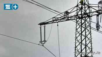 Sundern: Stromausfälle teils behoben / Bahn fährt wieder - WP News