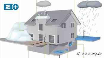 Sundern: Erneut Starkregen – richtig versichern sehr wichtig - WP News