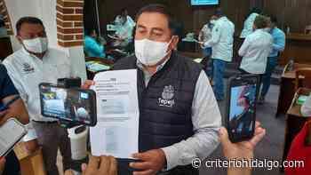 Tepeji va por otra denuncia vs exedil - Criterio Hidalgo