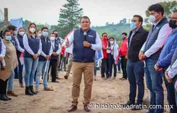 Perforación de pozo en Tepeji beneficiará a más de mil habitantes - Quadratín Hidalgo