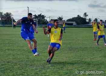 Reservas do Itabaiana disputam coletivo contra equipe sub-20 - globoesporte.com