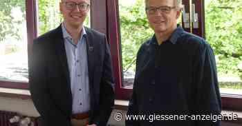 Lich stellt neuen Klimaschutzmanager Peter Kupetz vor - Gießener Anzeiger