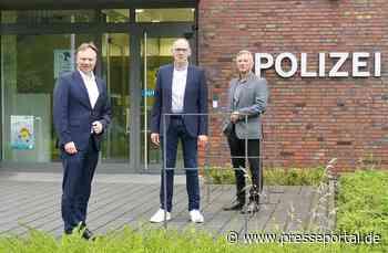 POL-BOR: Kreis Borken - Kriminalkommissariat Ahaus unter neuer Leitung - Presseportal.de