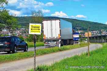 Markdorf: Gemeinderat lehnt Antrag auf Bürgerentscheid zur Südumfahrung ab - SÜDKURIER Online
