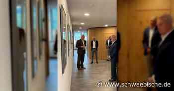25 Gemälde und Skulpturen der Josef Wund Stiftung in Markdorf - Schwäbische