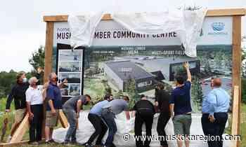 Future Bracebridge community centre to be named after Muskoka business - Muskoka Region News