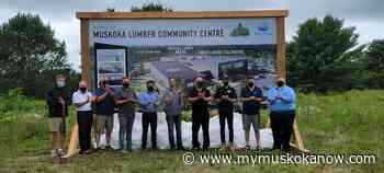 Muskoka Lumber enters 20 year agreement with Town of Bracebridge for naming rights of Multi-Use Community Centre - My Muskoka Now