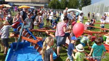 Kinderfest Langenau: Was die Stadt als Ersatz geplant hat und ob es eine Spielstraße geben wird - SWP