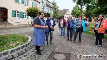 Untere Stadt: Rundgang durch einen Teil von Langenau, der ein Schattendasein fristet - SWP