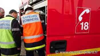 Un accident sur la D1330 entre Senlis et Creil - Le Courrier picard