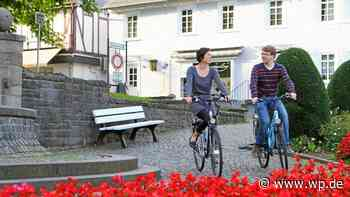 Hilchenbach: Bürger sammeln 21 Tage Kilometer mit dem Rad - Westfalenpost