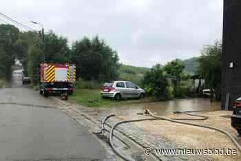 Ook Overijse niet gespaard van overstromingen