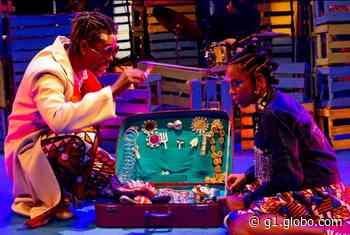 Musical infantojuvenil 'Zumbido' conta a história de Zumbi dos Palmares e aborda a cultura africana no Brasil - G1