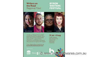 Byron Bay Writers festival presents Writers on the Road, coming to Macksville - News Of The Area