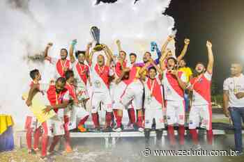 Real Palmares vence o Guerreiros e conquista o título da primeira edição da Copa Comunhão - Blog do Zé Dudu