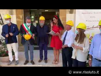 L'omaggio di Sambuca al maestro Gianbecchina nel ventennale della sua scomparsa, ieri anche l'avvio dei lavori della nuova pinacoteca (Video) - Risoluto