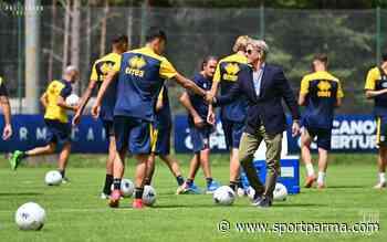 Parma Calcio Arriva Krause: video e foto dal ritiro di Castelrotto - Sport Parma